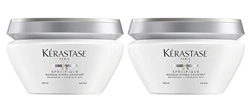 KÉRASTASE - Set di balsamo idratante e maschera specifica, 200 ml