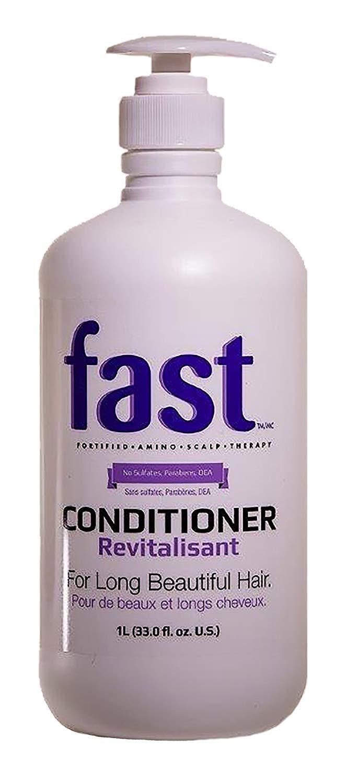 Nisim Fast Hair Growth Accelerator balsamo senza parabeni, solfati, dea – 1 litri