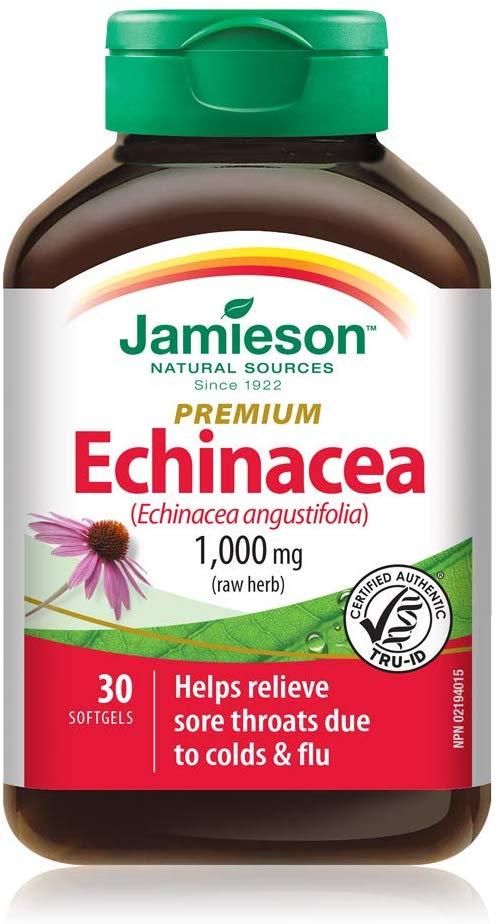 Echinacea 1000 - Jamieson - Integratore alimentare per le naturali difese dell'organismo